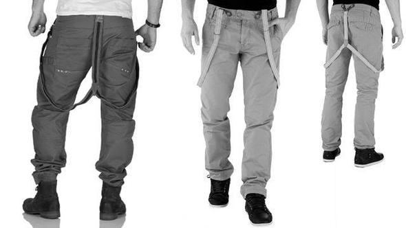 runterbaumelnd  - (Mode, Style)