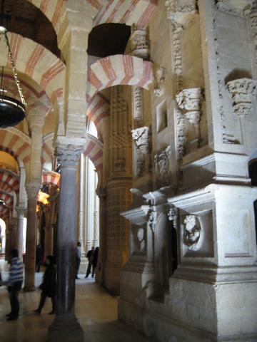 Cordoba in der Mezquita - (Urlaub, Party, shoppen)