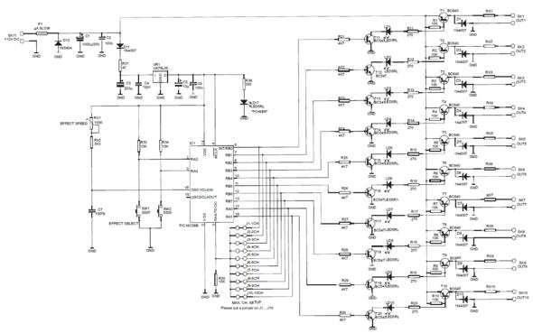 Schaltplan - (programmieren, Elektrotechnik, pics)