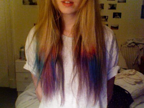 Oder so ;) - (Haare, Frisur, Haarfarbe)