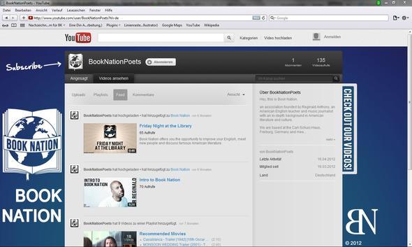 Safari - (Youtube, Hintergrund, Channel)