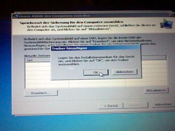 Schritt 6. Klicke auf OK - (PC, Acer, Absturz)