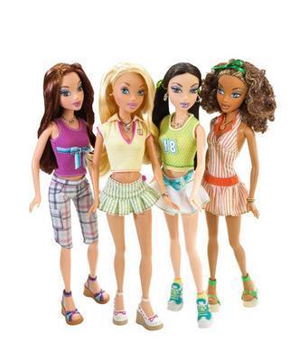 myscene puppen - (Puppen, Barbie, Kinderspielzeug)