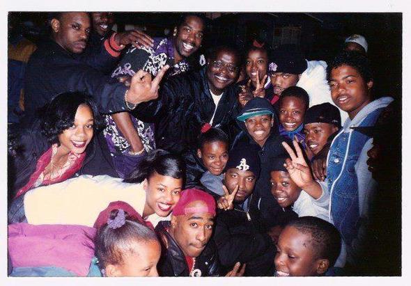 Tupac & andere! - (Musik, Rap)