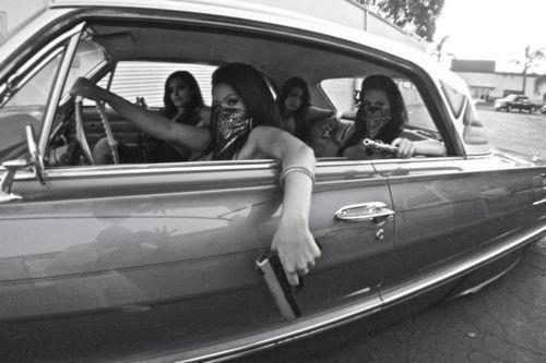Girls In Da Hood x'D - (Musik, Rap)