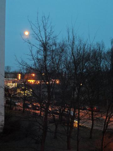 Abend über Berlin - (Foto, Kamera, Tipps)