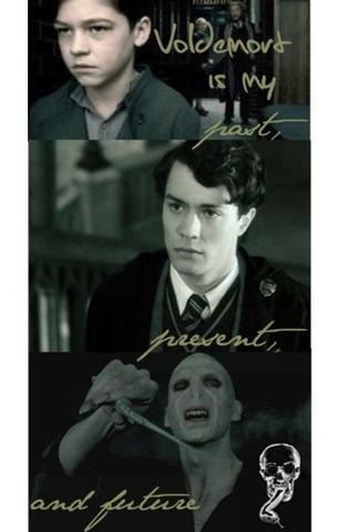 Tom Riddle  - (Geschichte, Harry Potter)