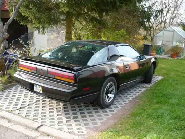 Pontiac Firebird - (Auto, Oldtimer, automarke)
