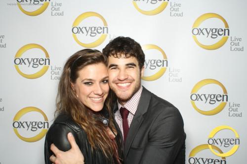 Mia Swier und Darren Criss - (Beziehung, Serie, Glee)