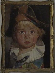 und vom kleinen Jungen - (Geschichte, Glaube, Spuk Pech)