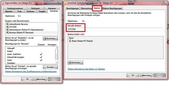 Schreibgeschützte Dateien Löschen