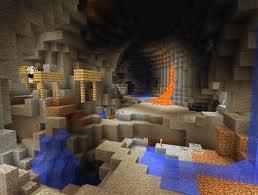 Minecraft coole Höhle - (Minecraft, Rollenspiel)