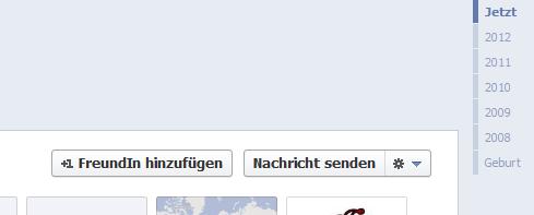 Nachrichten auf Facebook schreiben - (Facebook, Nachrichten)