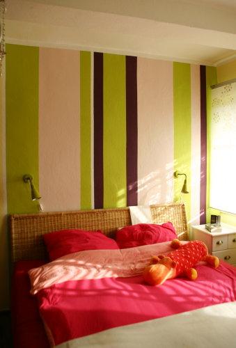 Zimmer streichen ideen gesucht farbe wand gestaltung - Wandmuster ideen ...