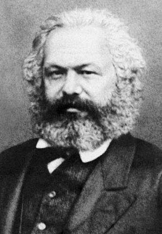 Marx_1869 - (Religion, katholisch, karl-marx)