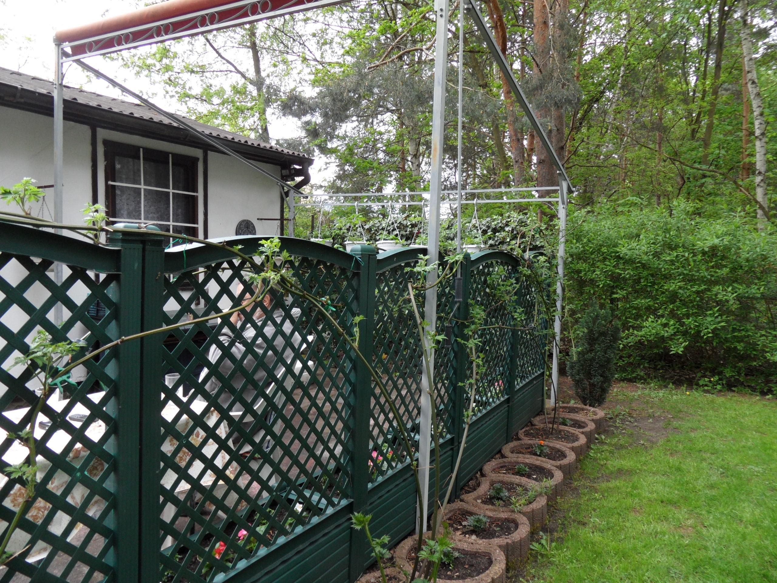 Garten terrasse uberdachen - Garten anfanger ...