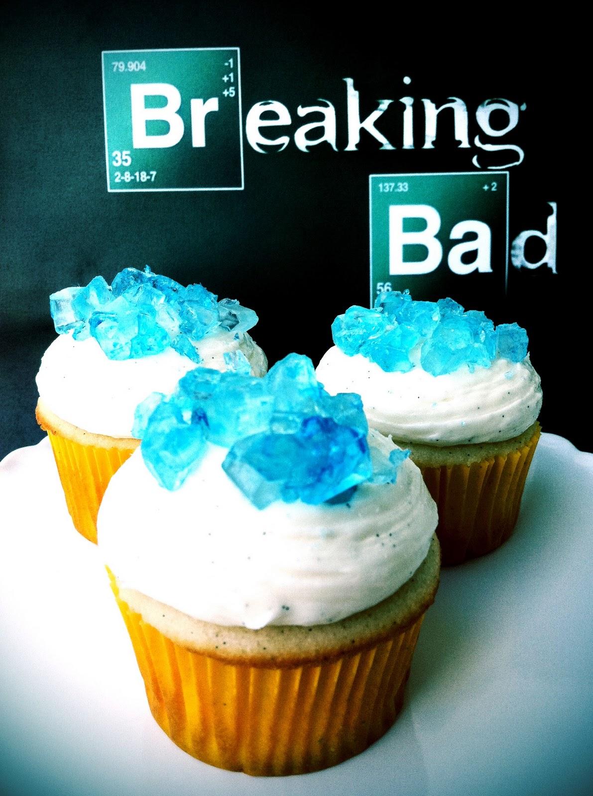 Breaking Bad  Cupcakes  Zuckerbäckerei