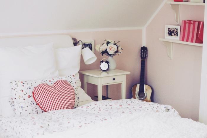 Schlafzimmer Schrge Streichen - Design
