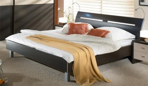 Doppelbett - (Hotel, Bett)