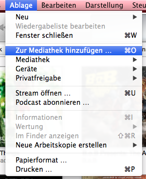 Alternative - (Musik, Technik, iTunes)