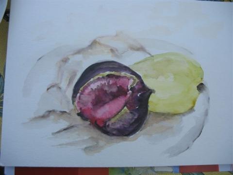 - (Obst, Nahrungsmittel, Früchte)