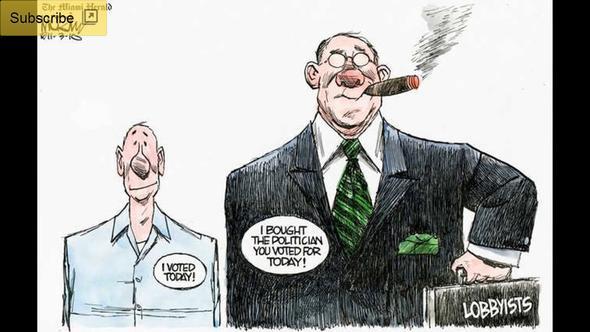 Lobbyist-voter - (Freizeit, Politik, Gesellschaft)