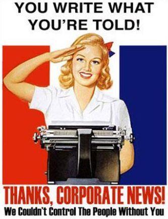 Pressefreiheit? Kommerz-Medien Wir schreiben wie bestellt - (Freizeit, Politik, Gesellschaft)