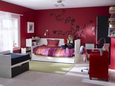 wie soll ich meine zimmer streichen dekorieren. Black Bedroom Furniture Sets. Home Design Ideas