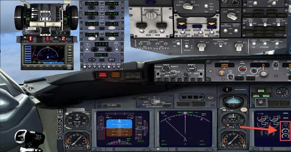 Fs2004 B737 800