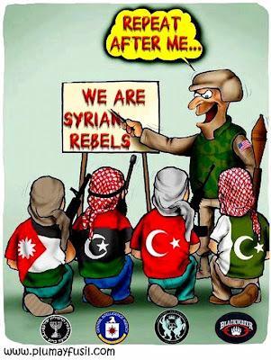 Wiederholt-Wir sind syrische Rebellen-mehr auf 08oo.wordpress.com - (Freizeit, Leben, Politik)