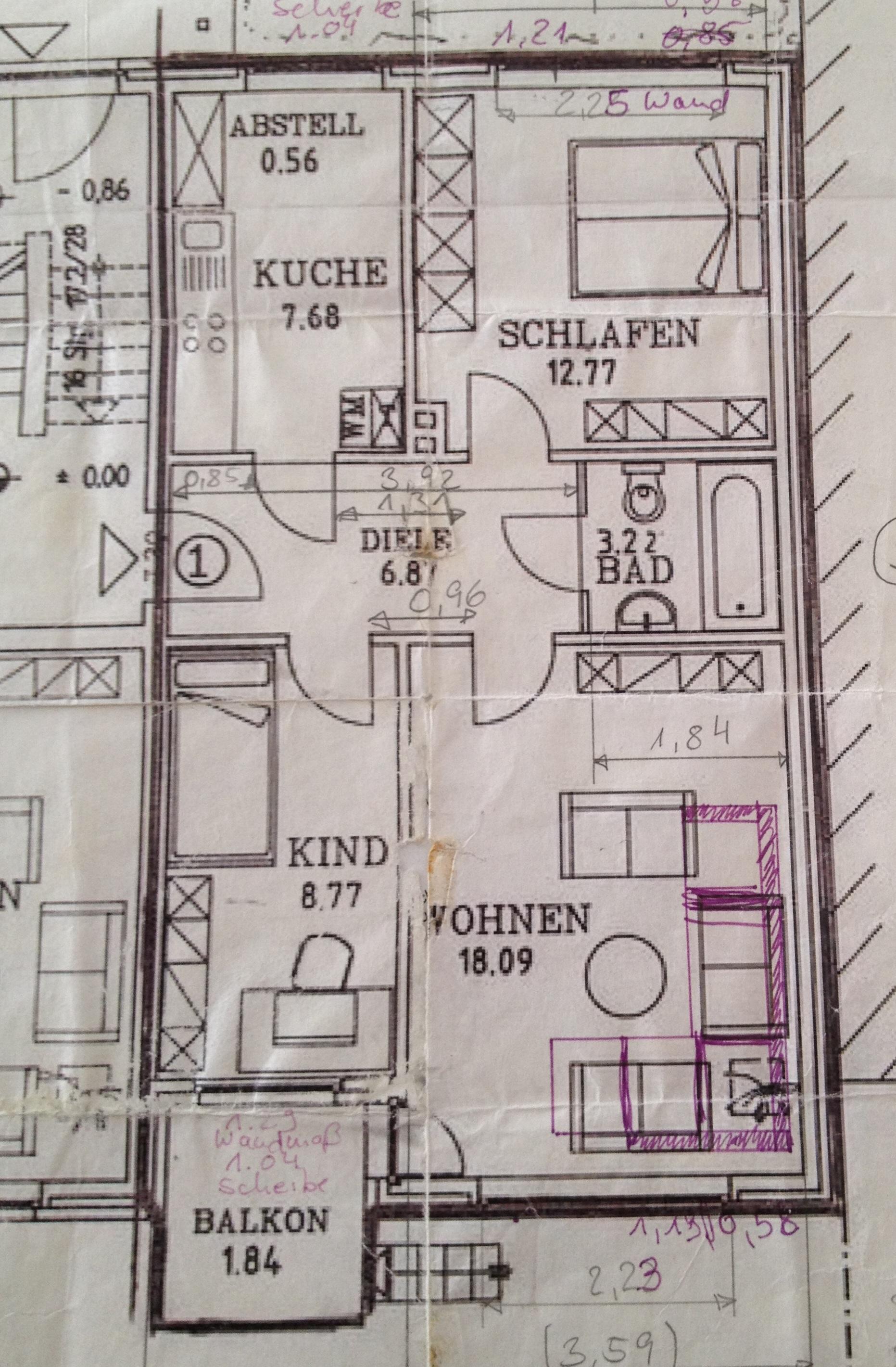 hilfe k che sieht immer unordentlich aus beauty haushalt. Black Bedroom Furniture Sets. Home Design Ideas