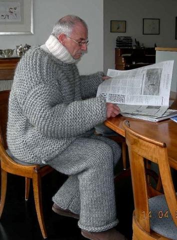 - (Pullover, Norwegerpullover, Winterpullover)