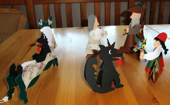 Thema Märchen Im Kindergarten Basteln : bastelideen von m rchenfiguren dringend basteln karneval ~ Frokenaadalensverden.com Haus und Dekorationen