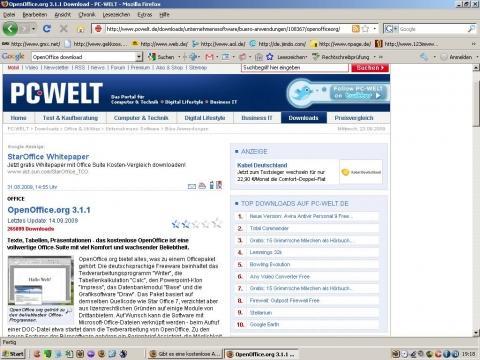 Download = PC-Welt - (Computer, Microsoft, Textverarbeitung)