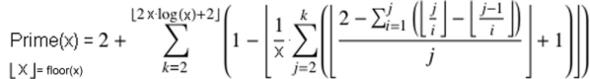 Primzahlen Berechnen Formel : formel zur berechnung von primzahlen mathematik zahlen ~ Themetempest.com Abrechnung