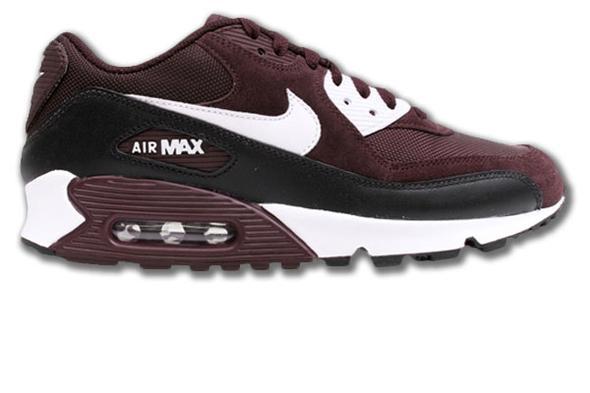 Nike Air Max 90 Damen Weinrot