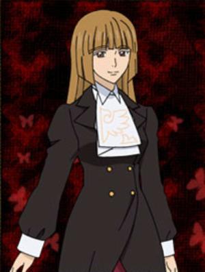 Rosa ushijiromiya - (Haare, Anime, Japan)