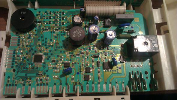 JUNO ELEKTRLUX Geschirrspüler brummt an der Elektroni
