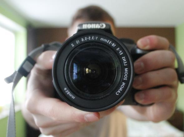 Canon EOS 1100D - (Kamera, Canon)