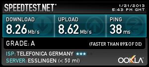 Speedtest.net  - (Computer, twitch, Twitch.tv)