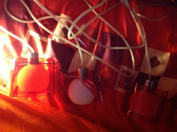 Lampe - (Glas, erneuern)