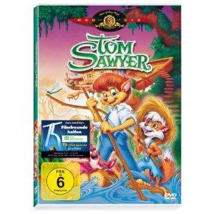 Tom Sawyer - (Film, traurig, Zeichentrick)
