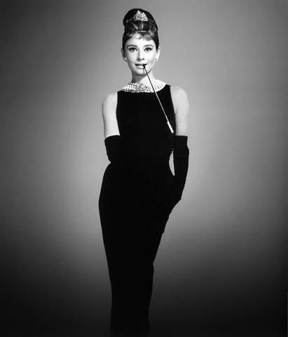 "Audrey's Outfit vom Film ""Frühstück bei Tiffany"". - (Party, Motto, VIP)"