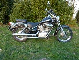 125er - (Job, Motorrad, Benzin)