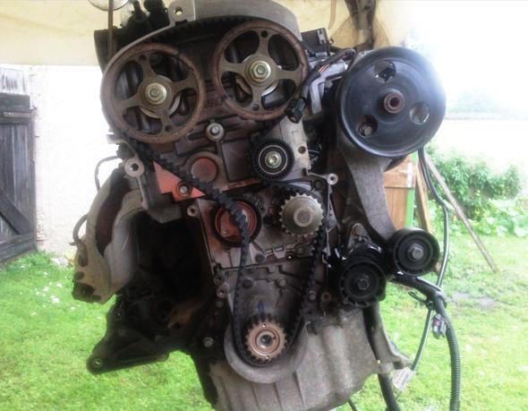 scenic motor 1,6 16v - (Renault, Zahnriemen, scenic)