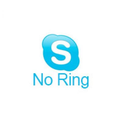 no ring - (Skype, Icon)