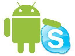 Skype Android - (Skype, Icon)