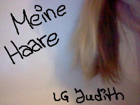 Blondehaare - (Mädchen, Haare, Haarfarbe)