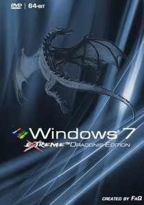 Windows7 Dragonics Edition - (Computer, Technik, Betriebssystem)