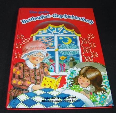 Betthupferl - (Buch, Kinderbuch, Kinderbücher)